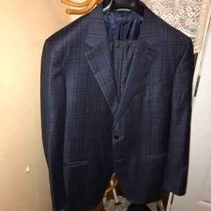 Canali suit (Pants and blazer)